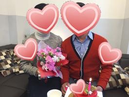 44歳男性・39歳女性お見合い結婚!