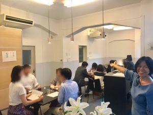 自社サロンで婚活パーティーを開催しています。福岡の結婚相談所マゼンダ