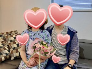 福岡の結婚相談所マゼンダに29歳で入会して30歳の誕生日の日にプロポーズをうけました