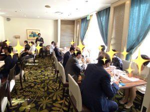 福岡で50代中心の婚活パーティーを開催しました