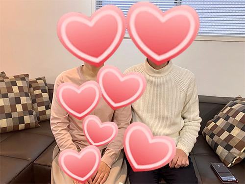 結婚相談所で婚活して結婚しました!男性 50歳 × 女性 40代 看護師