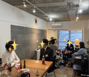福岡大名の婚活パーティー20代30代独身男女の出会い