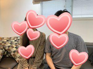 33歳で結婚相談所に入会、1年半の婚活期間で35歳でご成婚が決まりました!福岡の結婚相談所マゼンダ